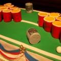 Beer Pong Cups & Board Cake