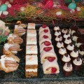 Easter Cupcakes & Petit Fours