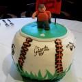 Giants Baseball Cake