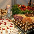 Petit Fours Dessert Table