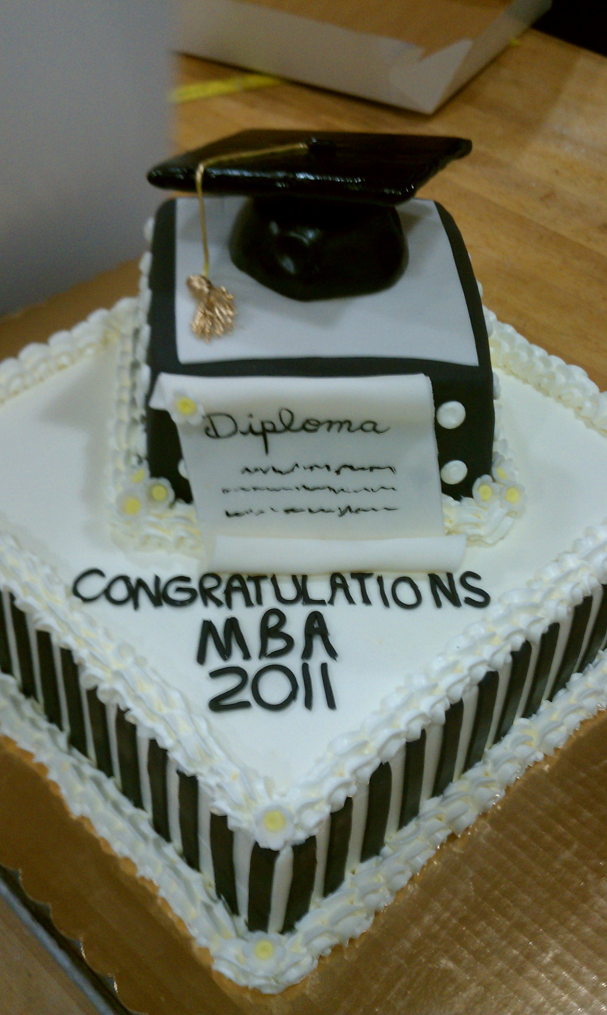 Graduation Cake Design Images