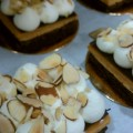 Caramel Brownie Desserts