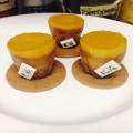 Mad Hatter Salted Caramel Chocolate Mousse Petit Fours