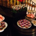 Alice in Wonderland Themed Dessert Bar
