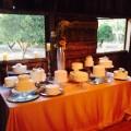 Variety Wedding Cake Table