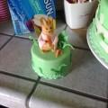 Bunny Smash Cake