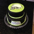 Metal Mulisha Cake