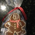 Packaged Gingerbread Man