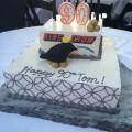Crow Birthday Cake